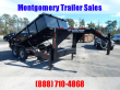 2019 TEXAS PRIDE 7' BY 16' DUMP TRAILER GOOSENECK