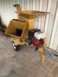 2018 WALLENSTEIN ENGINE POWERED - TRAILER MOUNTED CHIPPER/SHRE