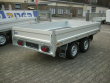 SARIS - PM COMPACT (PMC) 1720 3,06 X 1,70 MTR. - FLATBED OPEN