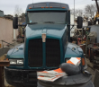 1995 KENWORTH T600 LOT NUMBER: T-SALVAGE-1139