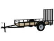 CARRY-ON 6X8 GW13 UTILITY TRAILER STOCK# 07381CO