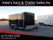 PACE - 7X14 ENCLOSED TRAILER