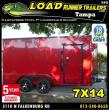 2019 LOAD RUNNER ENCLOSED CARGO TRAILER EV7-14T3-R