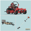 2021 GRAVELY MOWER PACKAGE GHDKH60-010