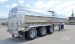 2012 WALKER 6200 GAL T-304SS 3A SANITARY TRI AXLE FARM PICK UP