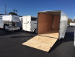 2019 H&H 84X14 ENCLOSED-RAMP DOOR CARGO TRAILER