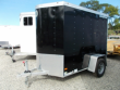 2016 WELLS CARGO RFV5X81 CARGO/UTILITY TRAILER « BACK TO INVENTORY