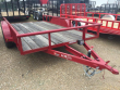 2018 LONESTAR 16 FT. PIPETOP UTILITY TRAILER