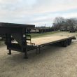 2020 SURE PULL TRAILER FLATBED TRAILER