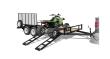 2021 TRIPLE CROWN TRAILERS, INC. 7' X 16' ATV W/SIDE RAMPS