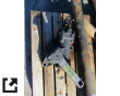 2000 TRW/ROSS TAS40-006 (RGT56-002) POWER STEERING GEAR