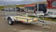 2020 LOAD RITE 5.5' X 11' GALVANIZED UTILITY TRAILER (PERFECT FOR SIDE BY SIDES!!!) STOCK# LR373