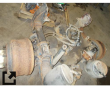 1981 MERITOR-ROCKWELL SSHDF AXLE HOUSING, REAR (FRONT)