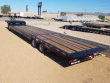 2019 LANDOLL 930 TRAVELING TAIL TRAILER FLAT DECK TRAILER, TRAVELING AXLE, UTILITY TRAILER