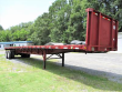 FONTAINE 45X102 STEEL FLATBED TRAILER - SPRING