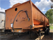 AUCTION ITEM - 1977 FRUEHAUF 30 FT END DUMP TRAILER