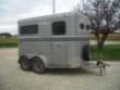 1999 BISON HORSE TRAILER