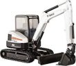 """BOBCAT EXCAVATOR E SERIES LOWER 3/8"""" POLYCARBONATE WINDSHIELD REPLACEMENT"""