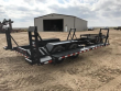 2014 BEHNKE 31' PINTLE HITCH SPRAYER TRAILER
