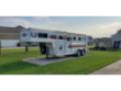 2000 4 STAR TRAILERS HORSE TRAILER