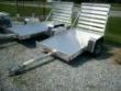 486 ALUMA ATV TRAILER UTILITY CARGO 4X6 ALUMIUM