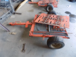 LOT # 5925 - 2015 SMITHCO MOW N GO TRAILER