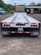 2019 TRANSCRAFT 53X102 DROP DECK TRAILER - COMBO, ALUMINUM FLOOR, SPREAD AXLE, TOOLBOX