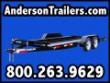ANDERSON SC718 CARHAULER DIAMOND PLATE RUNNERS