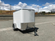 2019 LOOK TRAILER ST 5X8 ENCLOSED CARGO TRAILER