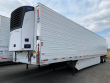 2014 UTILITY 3000R 53' AIR RIDE REEFER, CARRIER 2100A UNIT, SLI REEFER/REFRIGERATED VAN