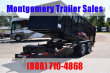 2019 TEXAS PRIDE 7' BY 16' DUMP TRAILER