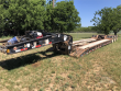 2001 FONTAINE FLATBED TRAILER