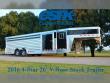 2016 4-STAR LIVESTOCK TRAILER