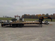 2021 BIG TEX TRAILERS 22GN-20BK+5 MR EQUIPMENT TRAILER