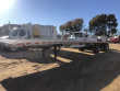 2009 REITNOUER 45 FT BUBBA LITE FLAT BED FLATBED TRAILER, FLAT DECK TRAILER