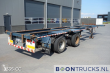 DAF CONTAINER SEMI-TRAILER CW 20-32 *STEEL SUSPENSION* 20-40FT 2 AXLES