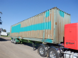 CUSTOM 48FT SHIPPING CONTAINER