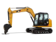 """CAT EXCAVATOR UPPER 1/2"""" POLYCARBONATE WINDSHIELD REPLACEMENT"""