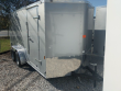 2020 CONTINENTAL CARGO NS714TA2, 7X14 FT. ENCLOSED TRAILER, TANDEM AXLE, 7K RATED