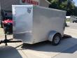 2018 PRECISION 5X8 BOX TRAILER
