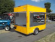 7 X 10 NARROW TRACK DISPLAY TRAILER