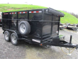 2020 IRON PANTHER D10 6X12 10K 4' SIDES