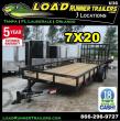 2019 LOADRUNNER TRAILERS U83-20T5-2B-TR