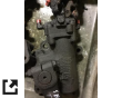 1997 TRW/ROSS TAS40-006 (RGT56-002) POWER STEERING GEAR