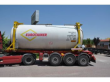 CONTAINER TRANSPORTER/ SWAP BODY SEMI-TRAILER OZGUL ISO TANK CONTAINER CHASSIS