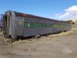 PULLMAN SLEEPER TRAIN CAR