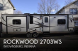 2016 FOREST RIVER ROCKWOOD 2703