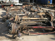 VARIOUS JAPANESE,EUROPEAN,AMERICAN FRONT AND REAR AXLES POA