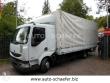 RENAULT TARP TRUCK 220/ LBW/ SCHLAFLIEGE DIESEL EURO 5 REAR HATCH