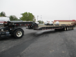 2008 ADVANCE 5 AXLE DETACH NECK OIL FIELD TRAILERS